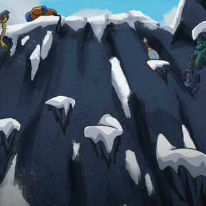Escape from Mount Everest
